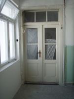 Dvere pred renováciou