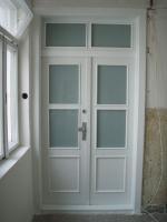 Dvere po renovácii